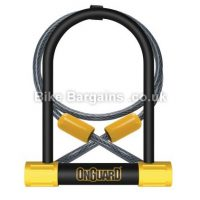 OnGuard Bulldog DT Cycling U-Lock and Lock Cable