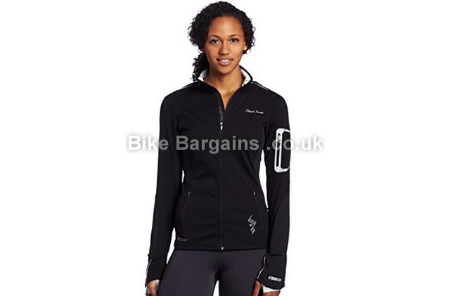 Pearl Izumi Ladies Infinity Softshell Cycling Jacket black, XL