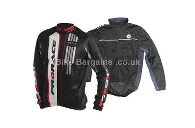 Prorace Windtex Cycling Jacket black, L