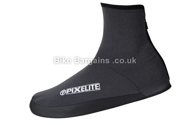 Proviz PixElite Reflective Cycling Overshoes S, Black