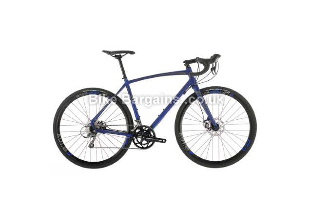 Raleigh Mustang Adventure Alloy Road Bike 2016 52cm,60cm,62cm