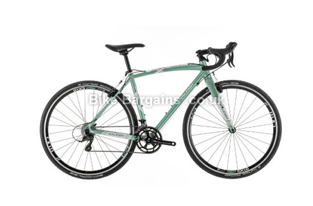 Raleigh RXW Elite Ladies Alloy Cyclocross Bike 2016 50cm, Green