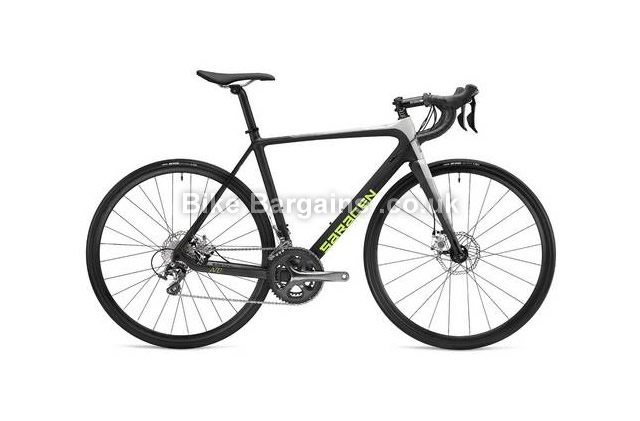 Saracen Avro 1 Carbon Disc Road Bike 2016 60cm