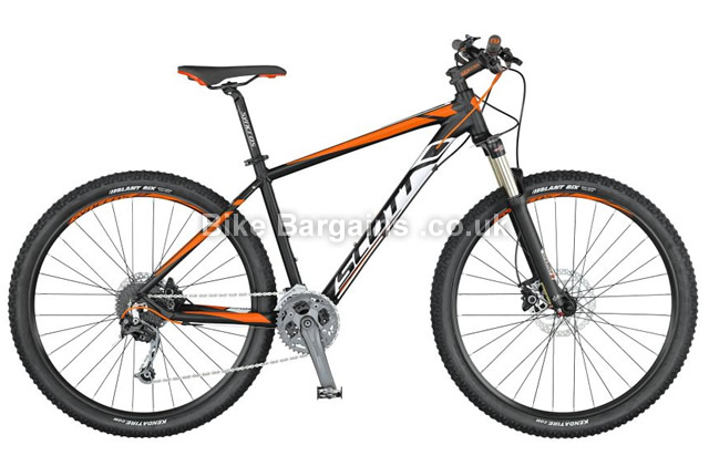 "Scott Aspect 735 Alloy Hardtail Mountain Bike 2017 27.5"", S"