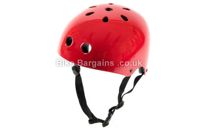 Seal BMX Shell Helmet pink, red, L