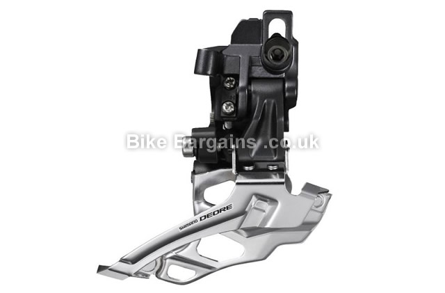 Shimano Deore M616 Direct Mount 2 10sp Top Pull Front Mech front, top pull, 158g