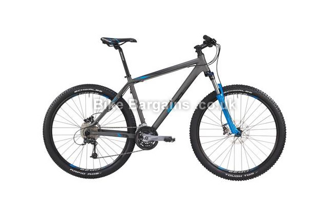Sloope BTX 4.6 Disc Alloy Hardtail Mountain Bike 2016 52cm