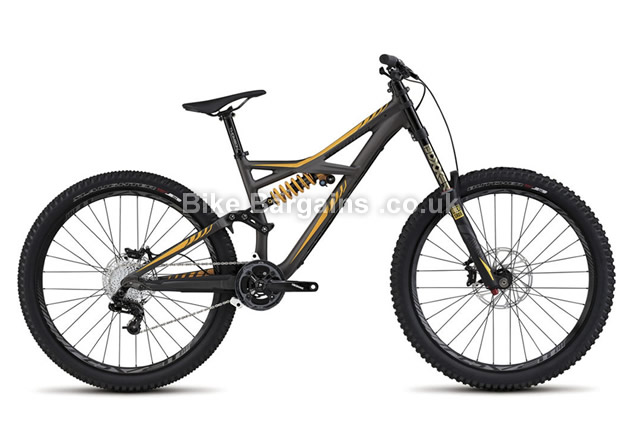 Specialized Enduro FSR Expert Evo 27.5 Mountain Bike 2015 S
