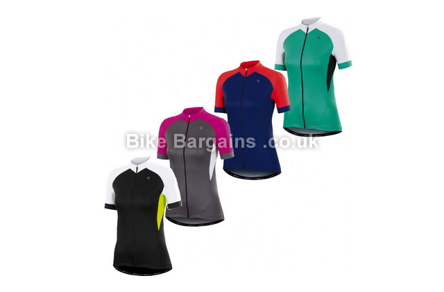 Specialized Ladies Rbx Sport Short Sleeve Cycling Jersey 2015 XS,S, Black, Green, White