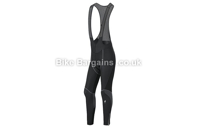 Specialized Roubaix Winter Thermal Cycling Bib Tights M,XL, black