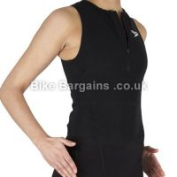 Speedo Tri Pro Ladies Black Singlet