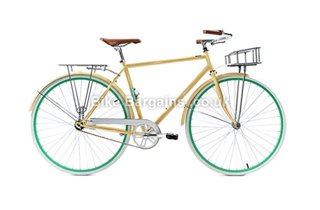 State Bicycle Deluxe Urban Dutch City Bike 46cm