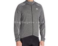 Sugoi Hotshot Grey Long Sleeve Cycling Jersey