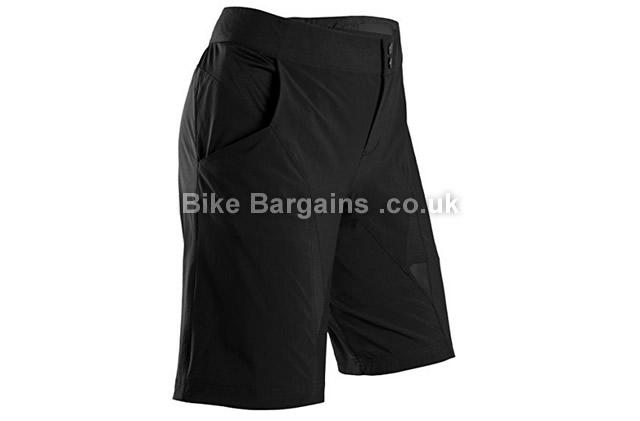 Sugoi Ladies Evo-X Black Cycling Shorts black, S