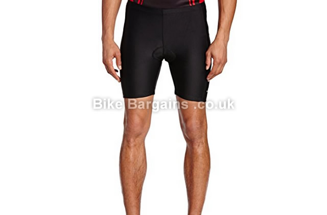 Trespass Decypher Black Cycling Shorts XS, black