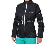 Vaude Ladies Tremalzo Cycling Rain Jacket