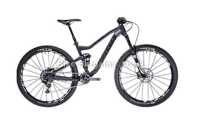 "Vitus Bikes Escarpe 29 inch Pro Full Suspension Mountain Bike 2016 15"", 17"","