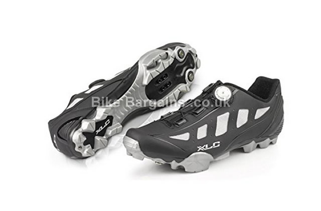 XLC CB M08 Pro MTB Cycling Shoes black, 11.5