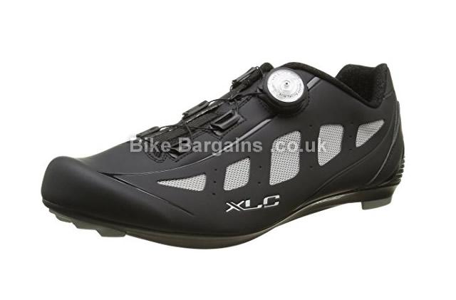 XLC CB R06 Pro Road Cycling Shoes black, 11.5