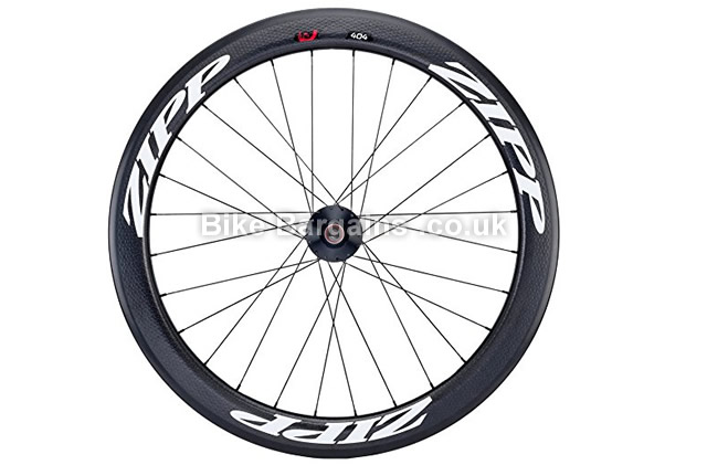 Zipp 404 Firecrest Tubular Track Cycling Rear Wheel black