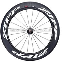 Zipp 808 Fire Crest Tubular Black Track Front Wheel