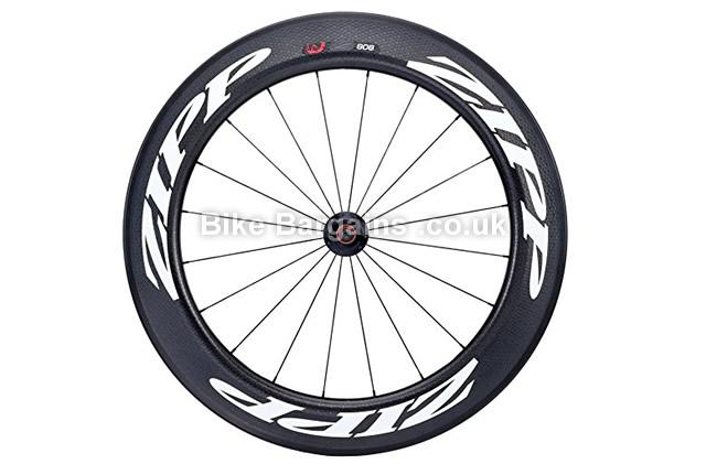 Zipp 808 Fire Crest Tubular Black Track Front Wheel black