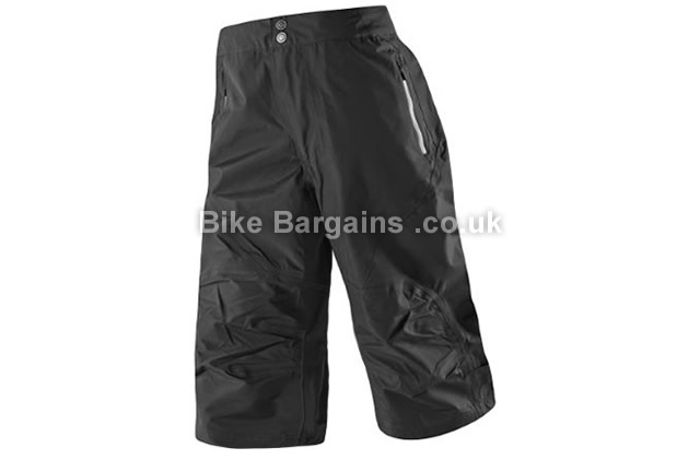 Altura Attack Three Quarter Length Waterproof Baggy Shorts black, S, M