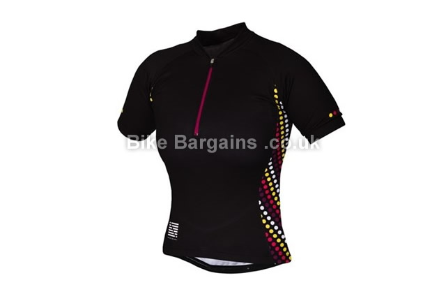 Altura Spot Ladies Short Sleeve Cycling Jersey 2014 8,14,16,black,pink