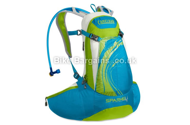 Camelbak Spark 10 Litre Ladies Hydration Backpack blue