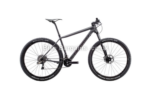 Cannondale F-SI Carbon 29er Di2 Alloy Hardtail Mountain Bike 2015 black, M