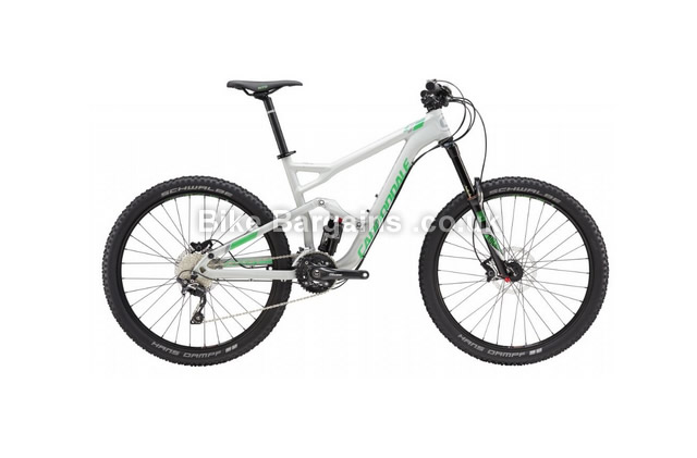Cannondale Jekyll 4 Alloy Full Suspension Mountain Bike 2016 M