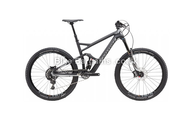 Cannondale Jekyll Carbon 2 Full Suspension Mountain Bike 2016 S