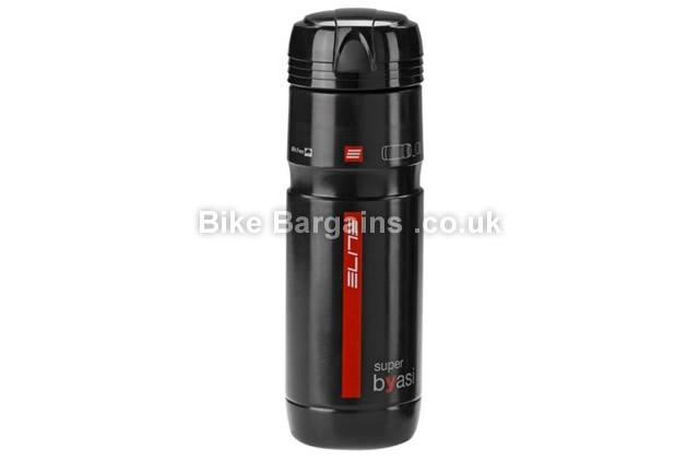 Elite Superbyasi Tool Storage Bottle  black