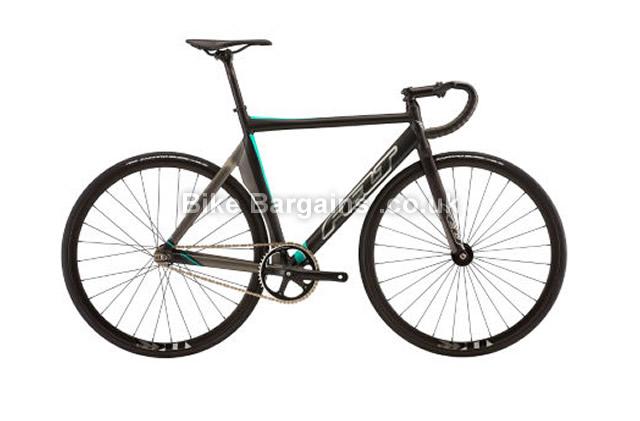 Felt Tk3 Fixie Track Bike 2016 black, 56cm, 58cm