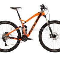 Felt Virtue 5 29″ Carbon Full Suspension Mountain Bike 2016