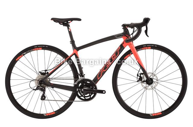 Felt ZW6 Ladies Carbon Disc Road Bike 2016 50cm, 54cm