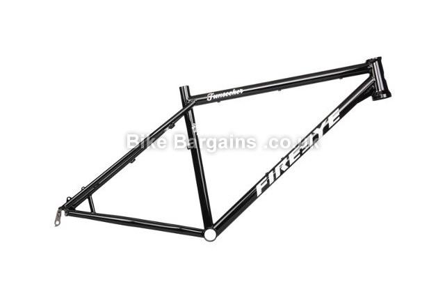 Fire Eye Funseeker Steel 4130 Hardtail Mountain Bike Frame 2015 black, S