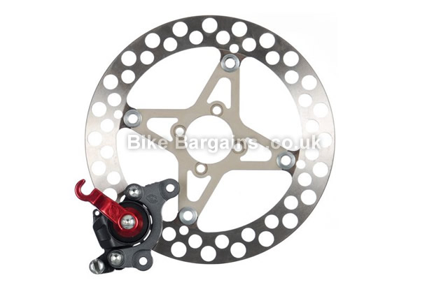 Formula MD1 Rear Disc Brake rear, grey