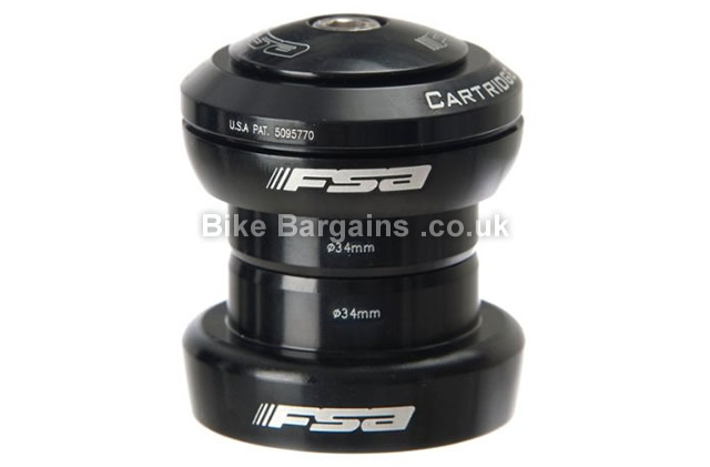 "FSA Orbit Xtreme Pro MTB Headset 1.5"", black"