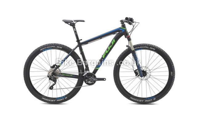 "Fuji Tahoe 29 inch 1.3 Hardtail Mountain Bike 2015 17"", blue, 29"""