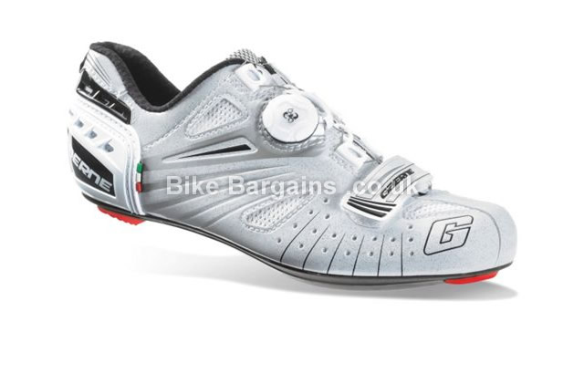 Gaerne Luna Composite Carbon Road Cycling Shoes 38, 42, white