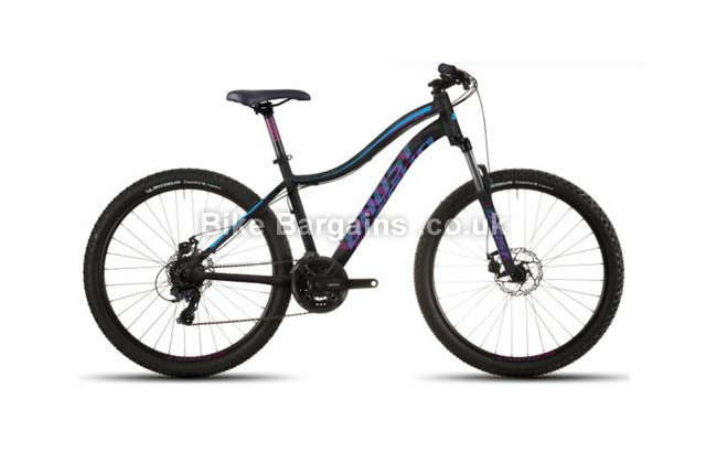 "Ghost Lawu 2 Ladies Alloy 26 inch Hardtail Mountain Bike 2016 19"", white"