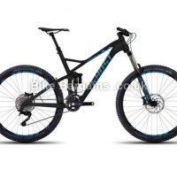 Ghost SL AMR X 7 27.5″ Alloy Full Suspension Mountain Bike 2016