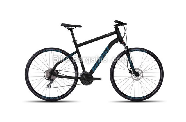 Ghost Square Cross 3 Hybrid City Bike 2016 57cm, 62cm