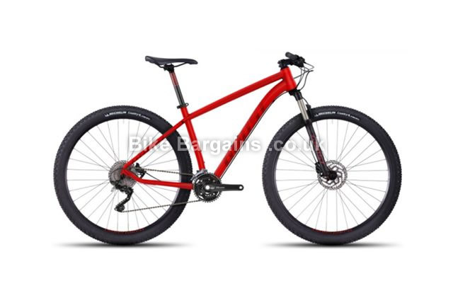 "Ghost Tacana 5 29 inch Alloy Hardtail Mountain Bike 2016 15"", 16.5"", 19.75"", 21.25"""