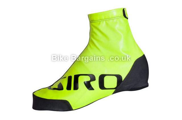 Giro Stopwatch Aero OverShoe Cover 2016 L, yellow