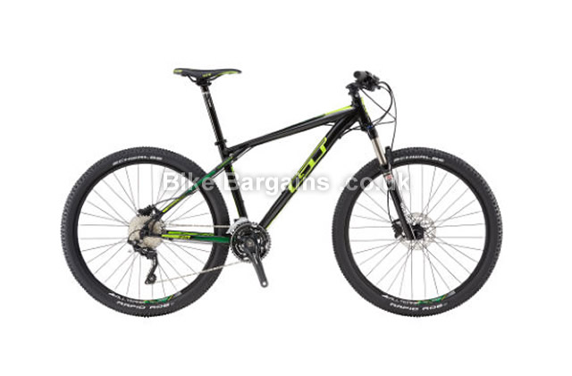 GT Avalanche Expert Alloy Hardtail Mountain Bike 2016 Black, L