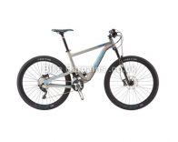 GT Helion Expert Alloy Full Suspension Mountain Bike 2015