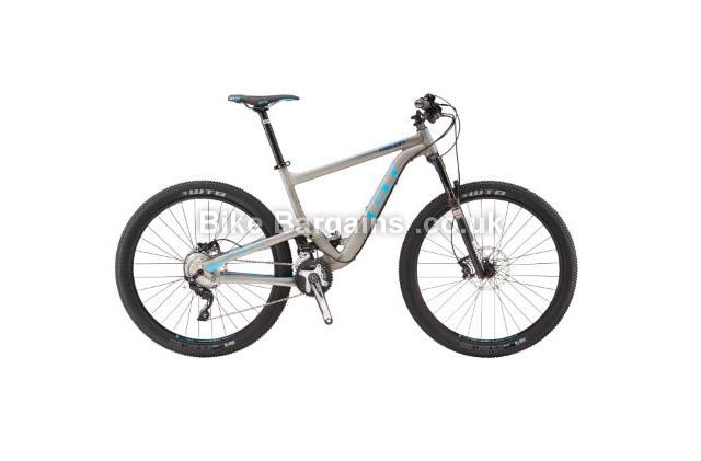 GT Helion Expert Alloy Full Suspension Mountain Bike 2015 L