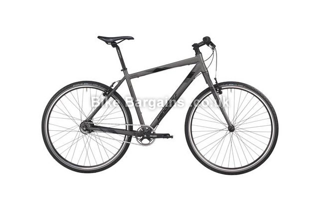 Hendricks CRX 500 Hybrid City Bike 2016 48cm, 52cm, 56cm, 60cm